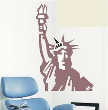 decal diva 40 000 decals logos graphics business home statue of liberty size 18