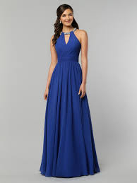 cobalt blue bridesmaid dresses bridesmaid dresses davinci bridal
