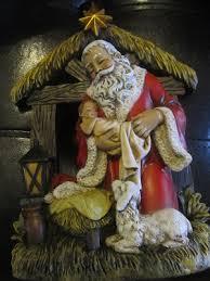 santa and baby jesus picture baby jesus beautiful photos santa holding baby jesus