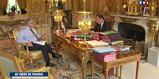 bureau de clerc agenda de hollande invitation à abou dabi ces feuilles que l on n