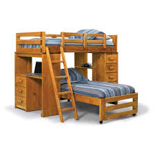 Bunk Bed With Mattress Set Bedroom Bunk Beds With Desk And Stairs