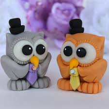 same wedding toppers custom same owl bird wedding cake toppers
