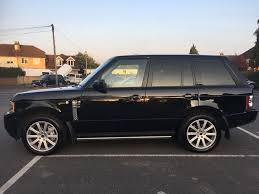 2000 land rover lifted range rover vogue 2011 autobiography face lift low mills 43500