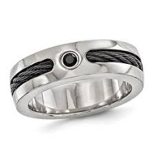 mens titanium wedding band titanium rings rings zales