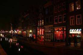 Red Lighting A Look At Amsterdam U0027s Infamous Red Light District Tours