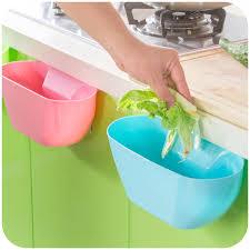 Kitchen Cabinet Waste Bins by Aliexpress Com Buy Kitchen Small Trash Cans Garbage Bins Hanging