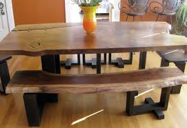 table shining diy kitchen table bench with back admirable