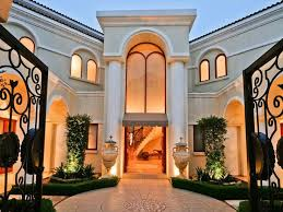 House Design Pictures In South Africa Mediterranean Style Architecture Mansion In Sandton Johannesburg