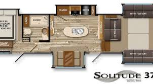 living room floor plans 5th wheel front living room floor plan open range 3x 377flr fifth