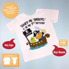 third birthday pirate shirt pirate 3rd birthday shirt gift for