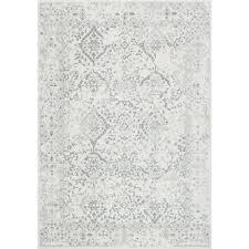 nuloom vintage odell ivory 8 ft x 10 ft area rug vintage and