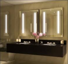 bathroom vanity mirror heated vanity mirror fogless vanity