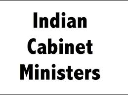 Central Cabinet Ministers Indian Cabinet Ministers Constituencies Current Affairs 2016
