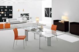 furniture gorgeous cattelan italia usa with glass dining table