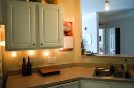Lights For Under Kitchen Cabinets by Attaching Sylvania Led Light To Cabinet Under Kitchen Cabinet