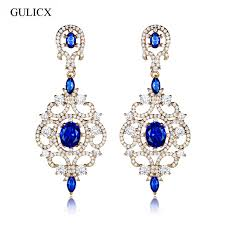 aliexpress buy new arrival white gold color aaa gulicx flower style white gold color aaa cz large
