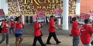 atlantic city halloween 2016 trump taj mahal closes after years of losses