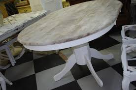 Rustic Oval Dining Table Coastal Chic Boutique Rustic Weathered Oval Dining Table Sold