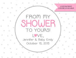 Stickers For Favors by From My Shower To Yours Stickers Soap Labels By Dazzlingdaisiesco