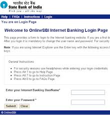 bbcnn news sbi online state bank of india online login sbi
