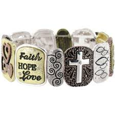 faith bracelets faith stretch bracelet christianbook