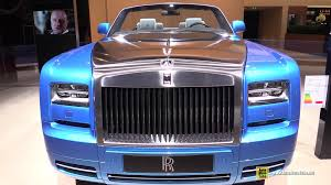 phantom car 2015 2015 rolls royce phantom drophead coupe water speed collection