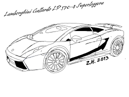 sketch of lamborghini gallardo lamborghini gallardo lp 570 4 superleggera by linkinparkbrony on