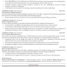 Human Resource Manager Resume Sample by Resume Sample Human Resources Executive Page 1 Essay Consultant