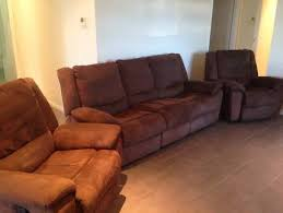 3 seater couch and recliner must go today sofas gumtree