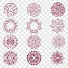 floral background design vector free
