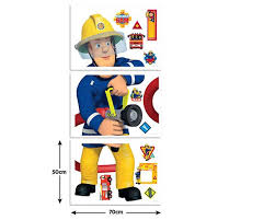 wall sticker fireman sam walldesign56 wall decals murals posters