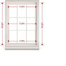 How To Hang Blinds On A Door How To Measure Wood Blinds And Faux Wood Blinds Contract Levolor Com