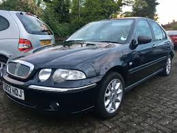 infinity car blue used cars in bedford bedfordshire hallmark cars