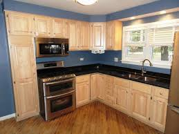 Large Kitchen Cabinet Granite Countertop Kitchen Cabinets Fronts Backsplash Companies