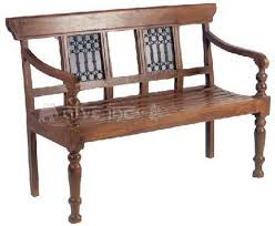 Antique Wooden Armchairs Wood Benches Wood Benches Exporter Wood Benches Manufacturer
