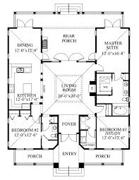 beach house floor plans 1 story beach house plans home deco plans