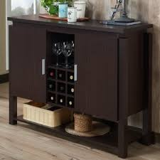 tall buffet table wayfair