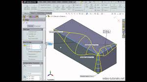 here is solidworks variable radius fillet solidworks tutorials