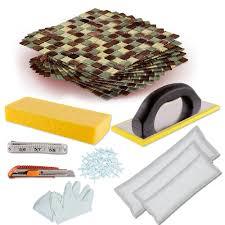 diy tile backsplash kit 15ft