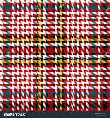 scottish tartan seamless pattern background illustration stock