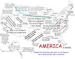 United States Labeled Map by America For Australians By An American In Australia Imgur