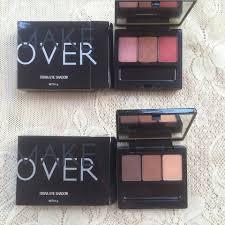 Eyeshadow Wardah Vs Makeover makeover trivia eyeshadow hk 70 atas emina wardah makeover