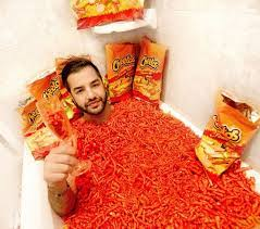 Cheetos Meme - image result for flamin hot cheetos meme laugh it burns calories