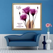 Diamond Home Decor by Popular 5d Diamond Painting Poppy Buy Cheap 5d Diamond Painting