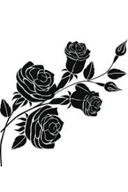 here u0027s the true meaning behind the alluring black rose tattoo