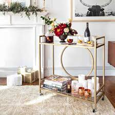 What To Put On End Tables by Bridal Shower Martha Stewart Weddings