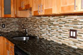 kitchen backsplash goodfortune glass backsplash kitchen
