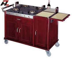 Movable Islands For Kitchen Mahogany Wood Black Amesbury Door Kitchen Island Cart Walmart