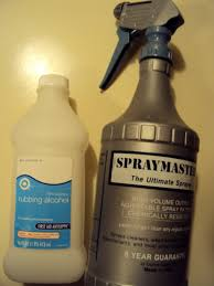 Rubbing Alcohol Kills Bed Bugs Non Toxic Pesticide Spray For Mealy Bugs 50 50 Rubbing Alcohol To
