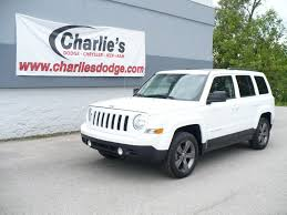 silver jeep patriot with black rims jeep patriot in maumee oh charlie u0027s dodge chrysler jeep ram